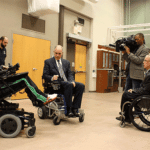 Healthcare summit to deliver cutting-edge research and technology to help paralyzed veterans and others with disabilities