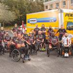 Meet the Paralyzed Veterans Racing Team