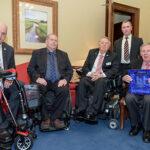 Paralyzed Veterans of America Honors Senator Johnny Isakson with 2018 Gordon H. Mansfield Congressional Leadership Award