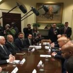 Paralyzed Veterans of America Meets With President Trump, VA Secretary Shulkin and Fellow VSOs to Review Top Priorities for America's Veterans