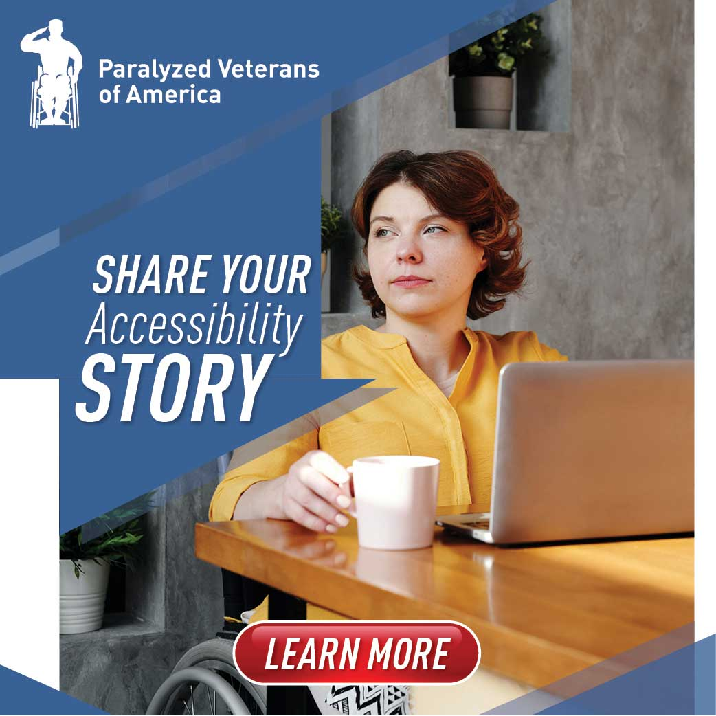 Click to Share Your Story with Us