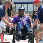The Department of Veterans Affairs and Paralyzed Veterans of America Recognize Sustaining Host and