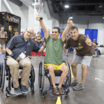 The Department of Veterans Affairs and Paralyzed Veterans of America Recognize Top-Level Sponsors of the 38th National Veterans Wheelchair Games